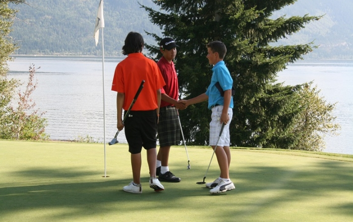 2016 BC Aboriginal Provincial Golf Championships (Team BC NAIG Talent ID Event)