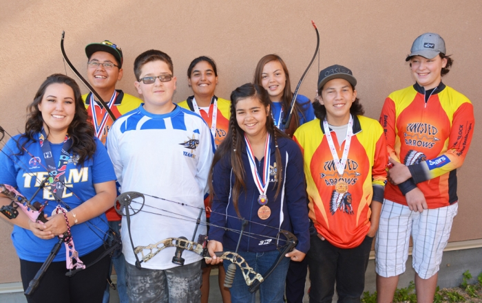 Team BC Archery Application Released for 2017 NAIG