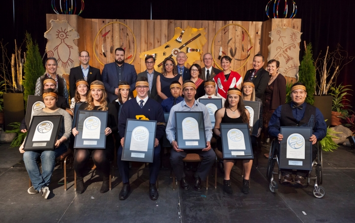 B.C. and I·SPARC Honour Provincial Recipients of Premier's Awards for Aboriginal Youth Excellence in Sport