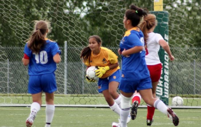 Team BC Seeks Female Soccer Goalkeepers for 2017 North American Indigenous Games (NAIG)