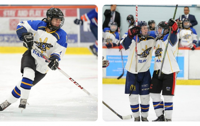 Team BC Player Selection Camp for 2020 National Aboriginal Hockey Championships