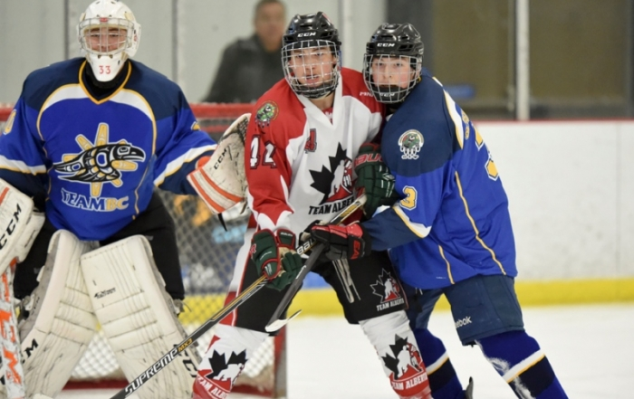 Registration Now Open – Team BC Hockey Player Selection for 2018 NAHC