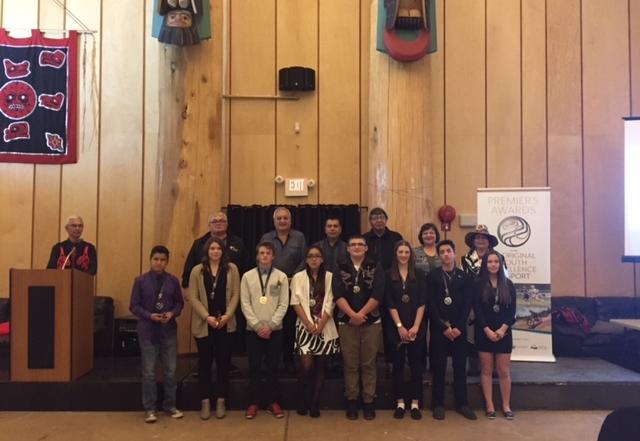 Northwest Premier's Awards Recipients Honoured