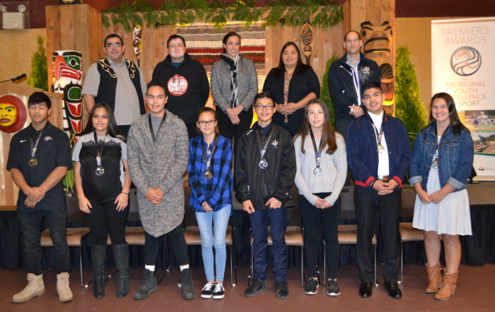 Vancouver Coastal Premier's Awards Recipients Honoured
