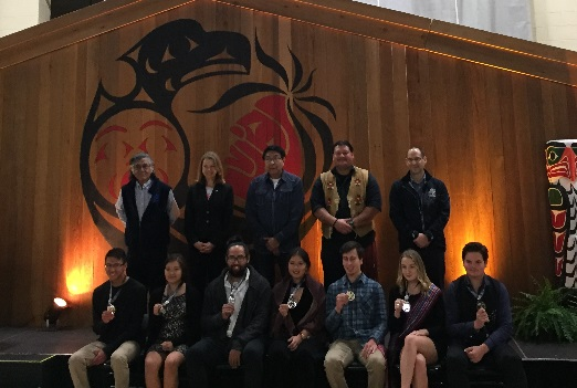 Vancouver Island Premier's Awards Recipients Honoured