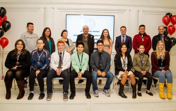 Northwest Honours 9 Indigenous Youth Athletes!
