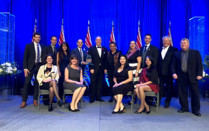 I·SPARC awarded the Premier's Innovation and Excellence Award!