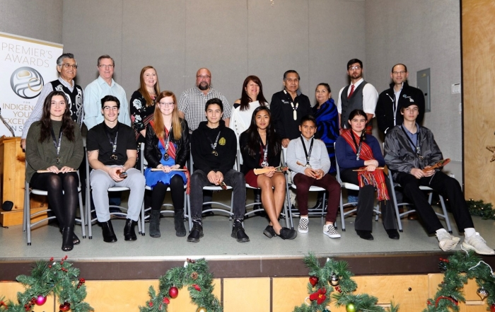 Vancouver Island Honours Eight Outstanding Indigenous Athletes