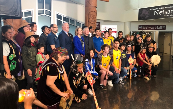 More B.C. athletes to compete at North American Indigenous Games