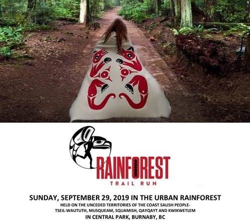 Rainforest Trail Run