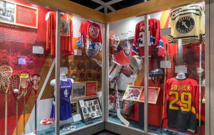 Indigenous Sport Gallery Claims Coveted Award