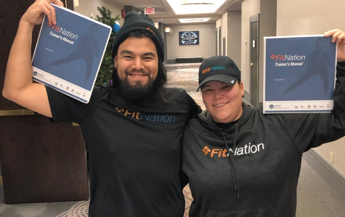 Apply to Become a FitNation Leader!